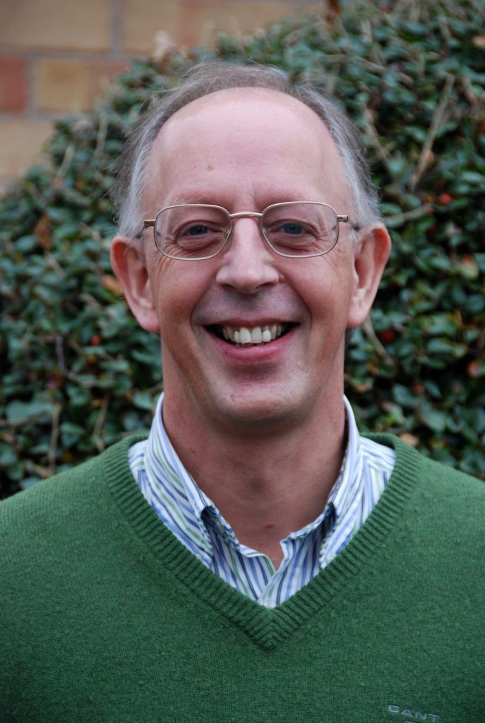 A Picture of Phil Bedford, chair of the Leadership Team