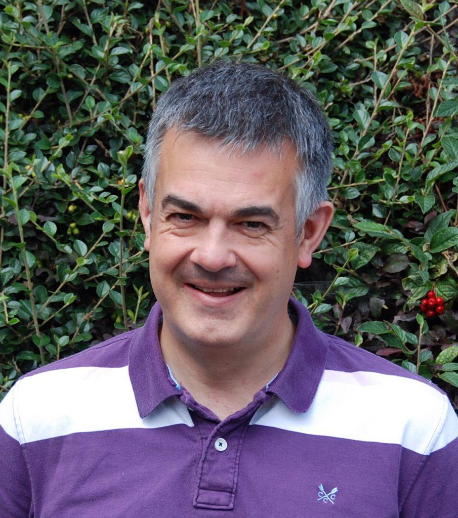 A Picture of Paul Lambert, member of the leadership team